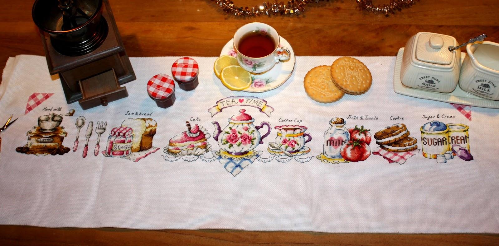 Barrado de Cozinha Hora do Chá 00