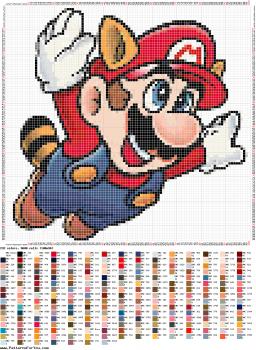 Mario Bros Voando