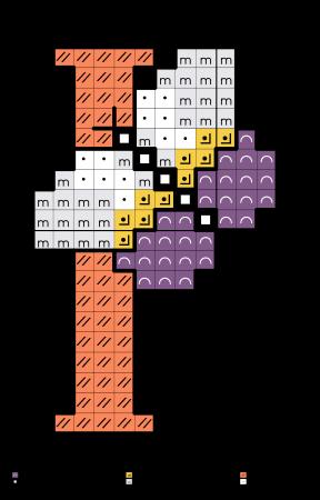 alfabeto borboletas I