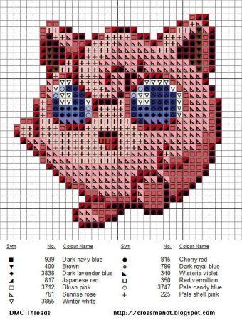 jigglypuff 2 pokemon ponto cruz