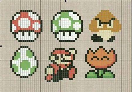 Mario Bros Personagens