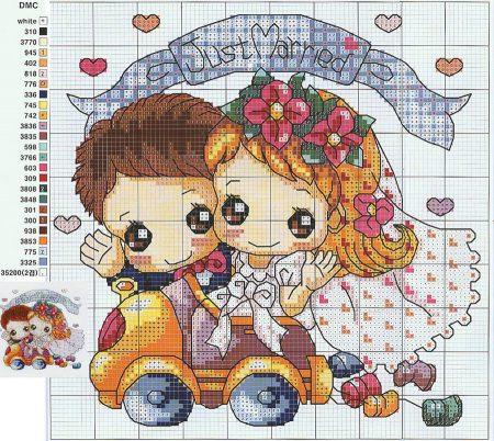 Namorados Apaixonados Casal Soda motivo Casal Recem Casados no carro