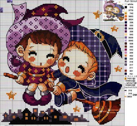 Namorados Apaixonados Casal Soda motivo Halloween Bruxinha e Feiticeiro