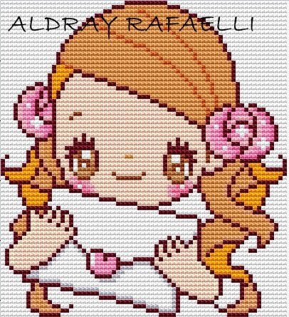 boneca menina fofa kawaii 16