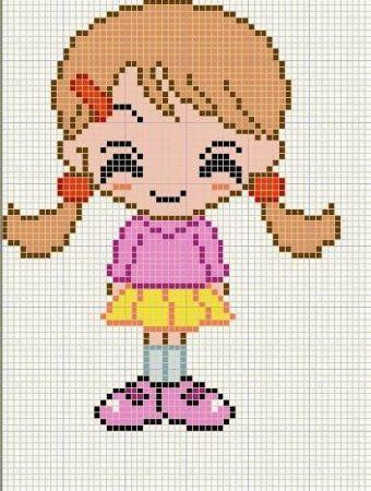 boneca menina fofa kawaii 5