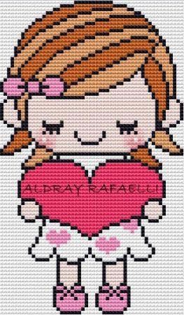 boneca menina fofa kawaii 9