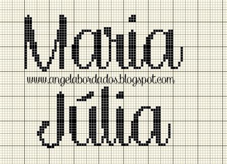 Maria Julia 3