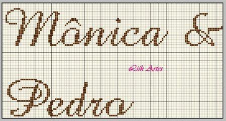 Monica e Pedro