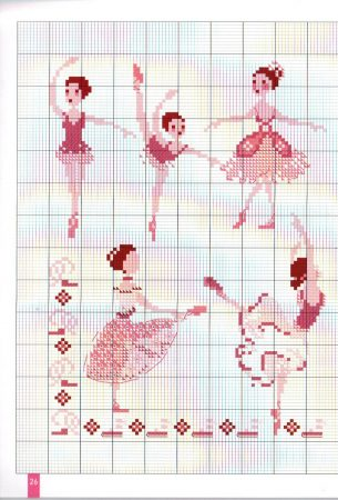boneca menina bailarina 16