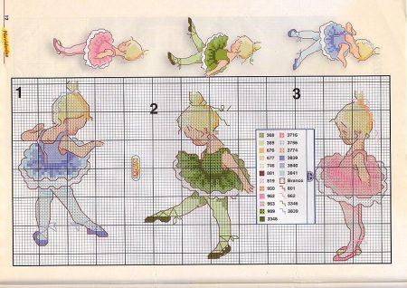 boneca menina bailarina 17