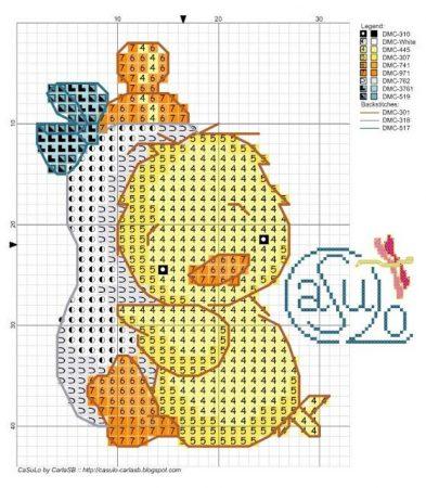 Coleção de Gráficos para Bebê 01