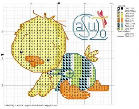 Coleção de Gráficos para Bebê 02