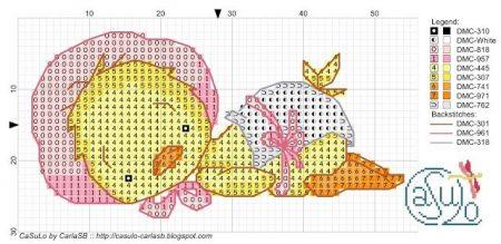 Coleção de Gráficos para Bebê 03