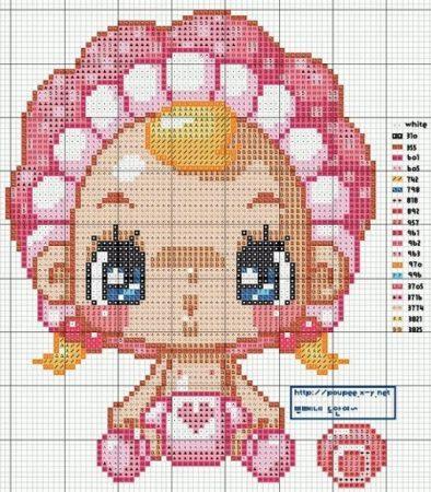 Coleção de Gráficos para Bebê 09