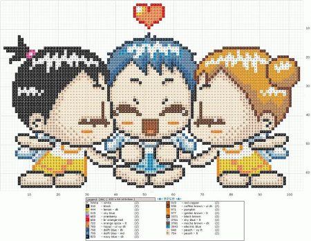 Coleção de Gráficos para Bebê 11