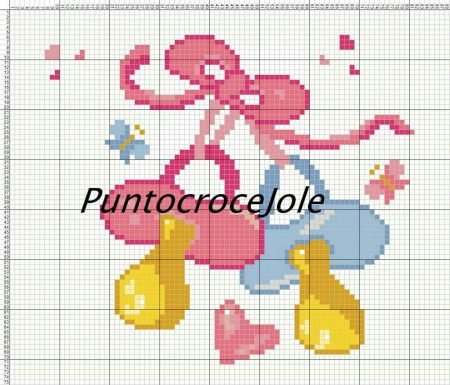Coleção de Gráficos para Bebê 15