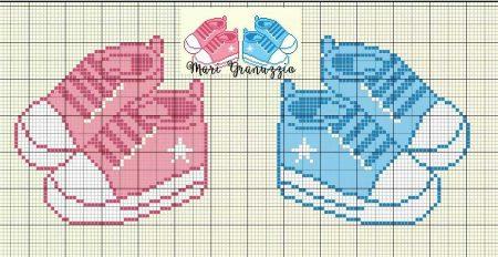 Coleção de Gráficos para Bebê 17
