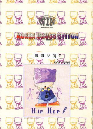 Crianças Chibi Kawaii Anime com Fantasia BordadoPontoCruz com 09