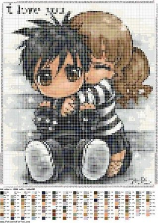Namorados Apaixonados Casal Soda motivo Namorados Abraçados Kawaii