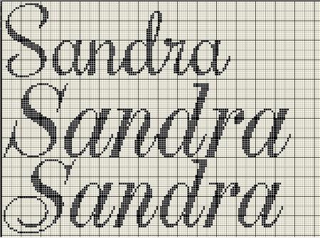 Sandra BordadoPontoCruz 05