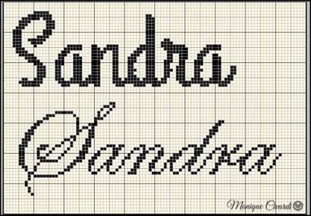 Sandra BordadoPontoCruz 06