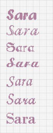 Sara BordadoPontoCruz 03