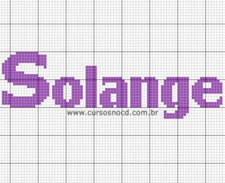 Solange BordadoPontoCruz 05