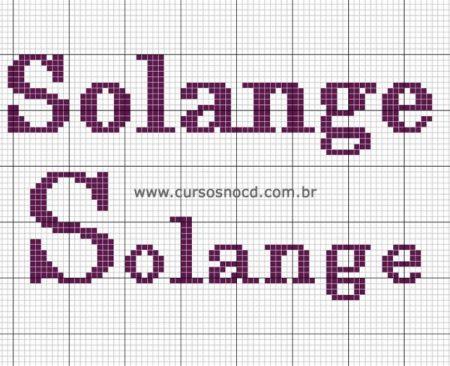 Solange BordadoPontoCruz 07