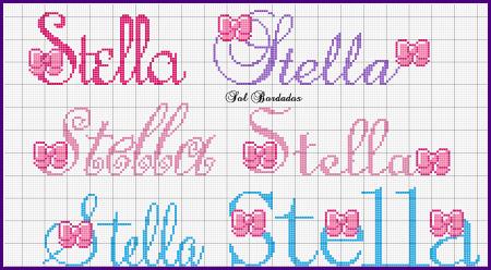 Stella BordadoPontoCruz 07