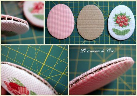 PAP Ovos Decorativos para a Páscoa BordadoPontoCruz 05