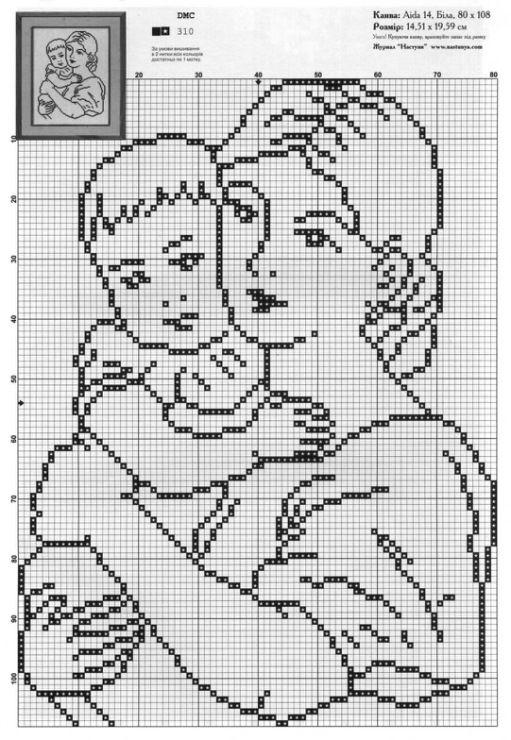Coleção Dia das Mães BordadoPontoCruz com 05