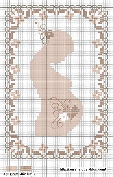 Coleção Dia das Mães BordadoPontoCruz com 14