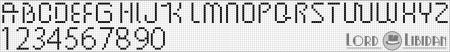 Monograma Alfabeto Pequenos BordadoPontoCruz com 43