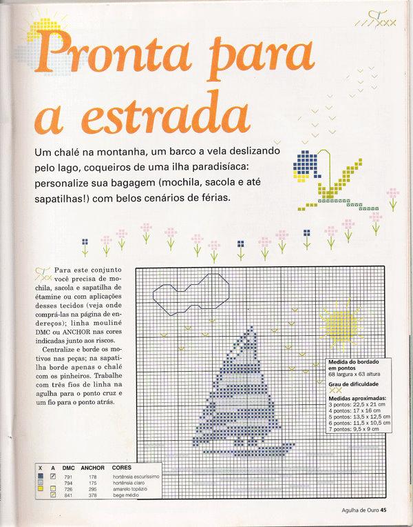 Revista Agulha de Ouro 006 45