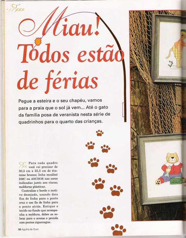 Revista Agulha de Ouro 006 50