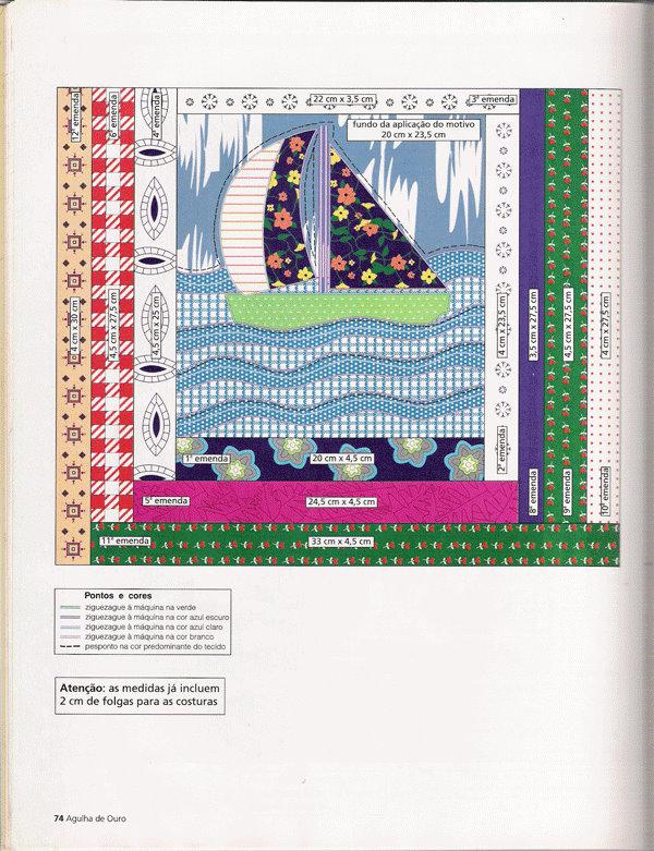 Revista Agulha de Ouro 006 74