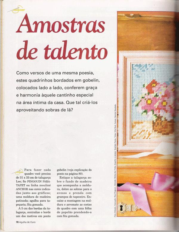 Revista Agulha de Ouro 006 78