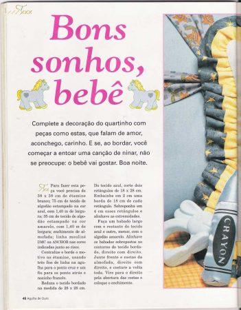 Revista Agulha de Ouro 007 48