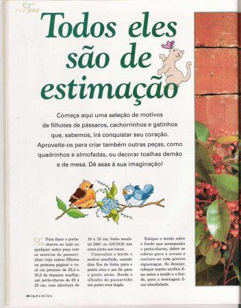Revista Agulha de Ouro 007 64