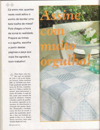 Revista Agulha de Ouro 007 76