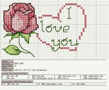 Frases Noivado e Casamento BordadoPontoCruz com 28